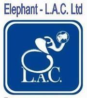 Растаможка Одесса. Elephant - L.A.C. Ltd
